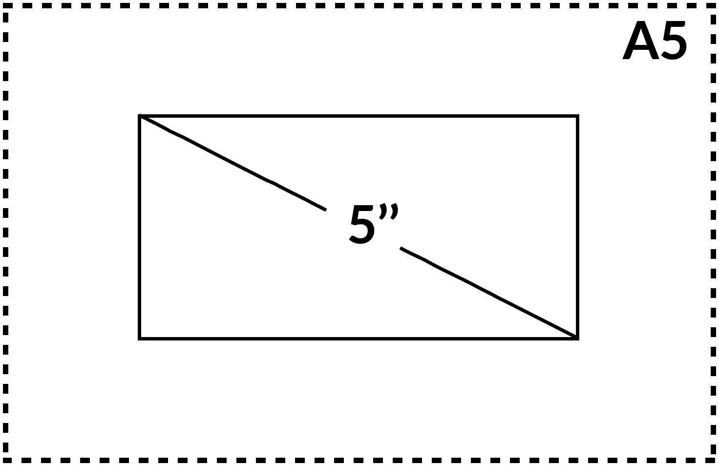 5 inch
